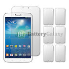 1 3 6 10 Lot LCD Ultra Clear Screen Protector for Samsung Galaxy Tab 3 T3100 8.0