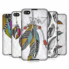 HEAD CASE DESIGNS TRIBAL FEATHERS CASE COVER FOR BLACKBERRY Z30