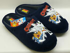 "Danger Mouse Mens Mule Slipper ""CRIKEY"""