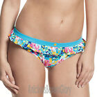 Panache Swimwear Lulu Frill Bikini Brief/Bottoms Floral Print CW0099 Select Size
