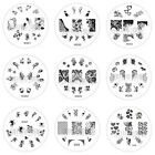 Nail Art Stamp Stamping Image Template Plate W Series special  -a *** NEW ***