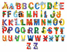 Toy Workshop JUNGLE Wooden Letters Alphabet Letter NEW Wholesale 12 Pack