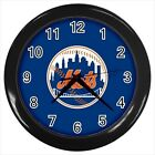 New York Mets - Wall Clock (Choose from 7 Colors) - HH5157