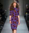 Marc by Marc Jacobs Mareika Tulip Silk Dress Celebs Size S M L 10 12 14 RRP £450