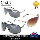 Unisex Women Shield Sunglasses Classic One Piece Fashion Designer Quality