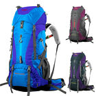 Newest Durable 60+5L Outdoor Camping Hiking Travel Backpack Daypack Bag Rucksack