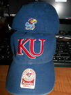 Kansas Jayhawks NCAA Royal Blue Franchise Hat Cap Lid University Rock Chalk KU