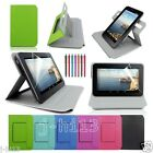 "Slim Leather Case Cover+Gift For 10.1"" Mach Speed TRIO Stealth G2/G4 Tablet TYA"