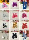 Hot Sale 60 Style Boots For Original Monster High Doll Accessories Heels Shoes