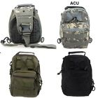 Outdoor Tactical Trekking Bag Camping Hunting Military Rucksacks Shoulder Bag UK
