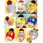 New Winter Warm Children Baby Christmas Cap Snowman Knitting Wool Hat Hat-018