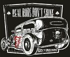 Rock n Race Wear T Shirt Hot Rod Car Biker Shirt