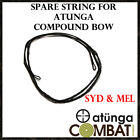 NEW USA DACRON COMPOUND AND RECURVE BOW STRING REPLACEMENT FOR ALL ATUNGA BOWS
