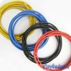 12AWG  Silicone Wire Red Black Blue Yellow Super Flexible Cable 1m 2m 5m Lengths
