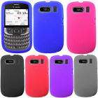 For ZTE Aspect F555 Color SILICONE Soft Gel Skin Rubber Case Cover Accessory