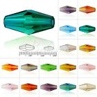 50/72pcs New 5205 Austria Crystal Loose Double Cone Beads 4x8/6x12mm Wholesale