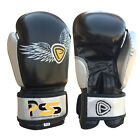 PRIME KIDS BOXING GLOVES MACHINE MOULDED FOAM FIGHT PUNCH REX LEATHER MMA - 1002