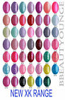 Bluesky XK Range Nail Polish UV/led Soak Off Gel 48 colours 10ML Free P/P