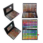 120/88 Colours Eyeshadow Eye Shadow Palette Rainbow/Earthy Colors Makeup Kit Set