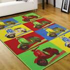 Flair Rugs Retro Funky Scooter Rug