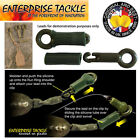 ENTERPRISE SNAG SAFE LEAD LINK CLIPS ALL SIZES CARP BARBEL SPECIMEN FISHING NEW