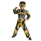 Transformers 4 Age of Extinction Bumblebee Toddler Child Muscle Costume 73503 - Time Remaining: 2 days 19 hours 44 minutes 23 seconds