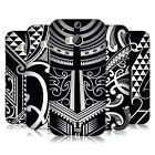 HEAD CASE DESIGNS SAMOAN TATTOO CASE COVER FOR HTC ONE M8