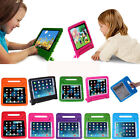 Kids safe Shock Proof Foam Case  Handle Cover  Stand for iPad 2 3 4 Mini