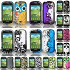 Hard Case Protective Snap-On Cover Skin For Samsung Stratosphere 2 i415