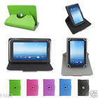 """Rotary Leather Case For 7"""" inch Mach Speed Trio Stealth G4 G2 Tablet GB1HW"""