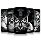 HEAD CASE DESIGNS FACE ILLUSTRATED 2 CASE COVER FOR LG G3 D855