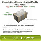 Kimberly Clark Kleenex Ultra Soft Pop-Up Hand Towels