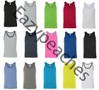 American Apparel Unisex Size XS S-L XL XXL Tank Top 100% Cotton T-Shirt 2408 Tee