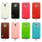 Colorful Plain Soft Tpu Gel Back Case Cover Skin For Samsung Galaxy S5 V i9600