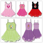 Disney Minnie Princess Sofia Fairies PEPPA PIG Bambina Vestito Costume Nuovo
