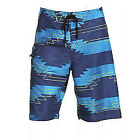 Fox Pathfinder Casual Surf Summer Beach Holiday Board Shorts - Midnight Blue