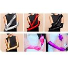 1 Pair Sexy Women's Opera Wedding Costume Patent Leather Elbow Gloves LJ