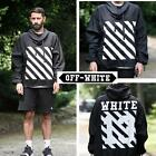 2014 New Off White C/O Virgil PYREX Abloh Outdoor Coat Windbreaker jacket Hoodie