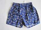 BANANA REPUBLIC Blue Lager Beer Boxer Underwear Sizes Small NWT