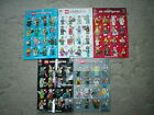 Lego Minifigures - Series 3 thru to Series 9 - Complete your collection
