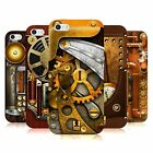 HEAD CASE STEAMPUNK TPU GEL BACK CASE COVER FOR APPLE iPHONE 5S