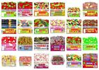 HARIBO COMPLETE TUBS PICK YOUR FLAVOUR PICK N MIX RETRO SWEETS