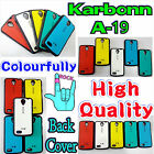 Karbonn A-19 Highquality Backcover Colours Available
