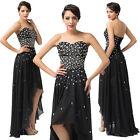 Masquerade Ball VINTAGE Party Clubwear Pageant Gown Evening Prom Cocktail Dress