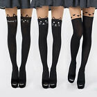 New Sexy Women Girl Thigh High Over the Knee Socks Cotton Stockings 20 Colors