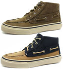 New Sperry Top-Sider Bahama Wool Mens Ankle Boots ALL SIZES AND COLOURS