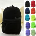 New Mens Girls Boys Ladies Backpack Shoulder School Bag Travel Work Rucksack