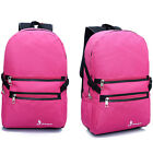 Simple Style New Women Girl Canvas Rucksack Backpack School Book Shoulder Bag