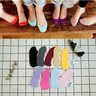 1 Pair Low Cut Cotton Liner Casual Ballet Stretch Foot Soft Ankle Boat Socks