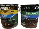 (20)19 Litre Oxidos Barn Paint - Colour - Black - Red Oxide - Green - Grey -